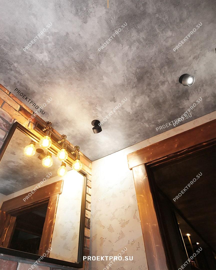 Натяжные потолки бетон растворы цементные м75 характеристика